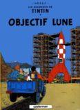 Hergé, Les aventures de Tintin: Objectif Lune